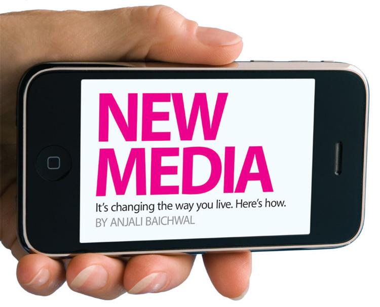 "media baru Teori komunikasi massa, mcquail menjelaskan bahwa ""media baru atau new   mcquail ciri utama media baru adalah adanya saling keterhubungan,."